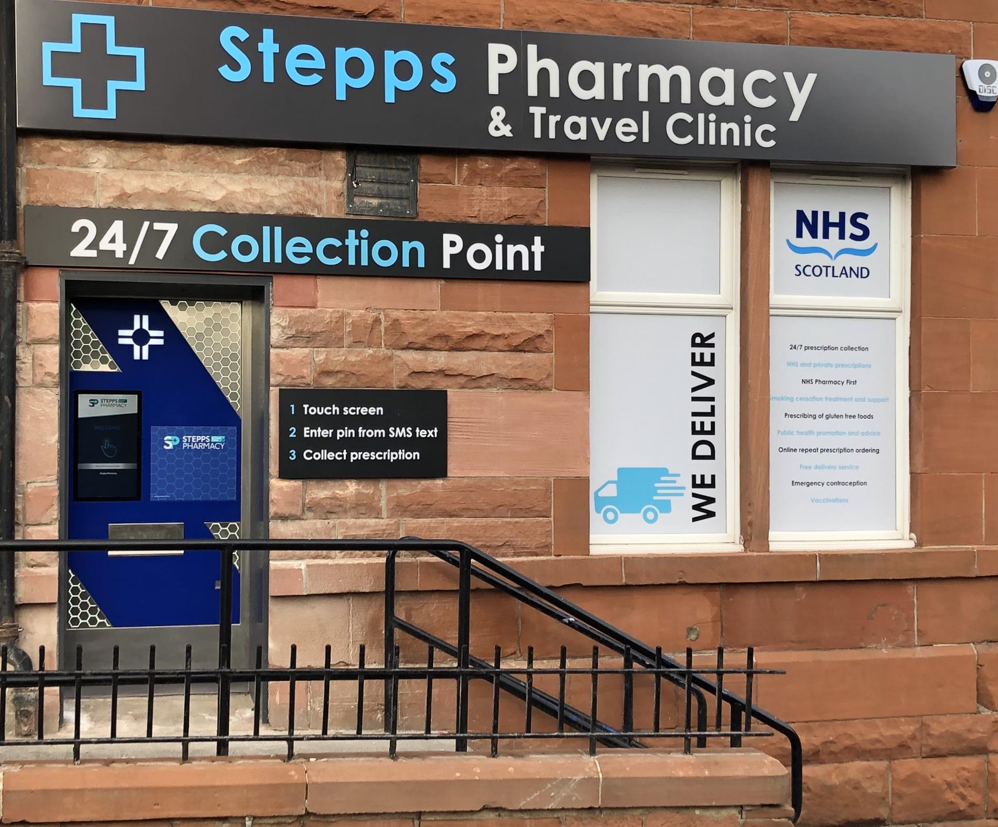 stepps pharmacy